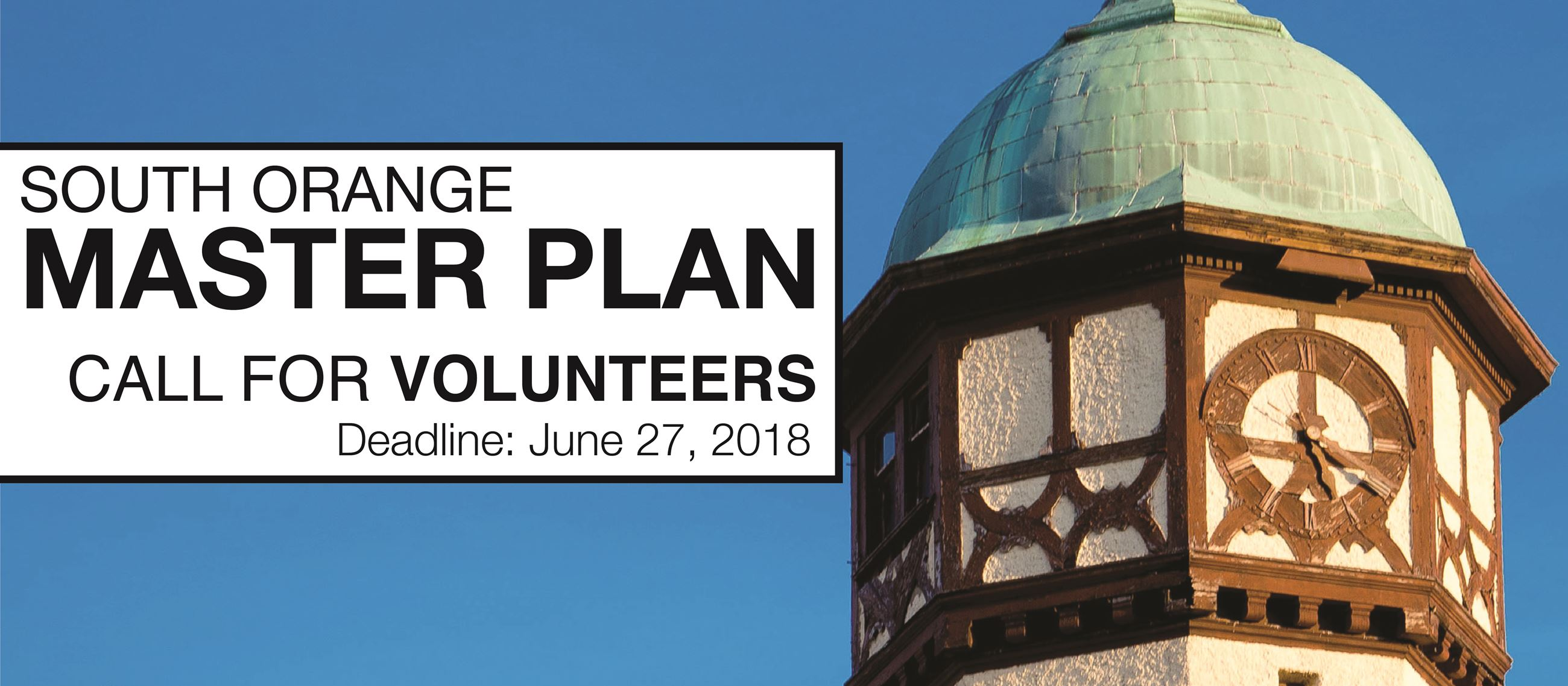 South Orange Master Plan
