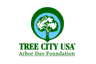 Tree City USA Arbor Day Logo