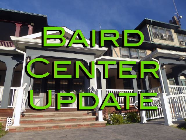 Baird Center Update 1