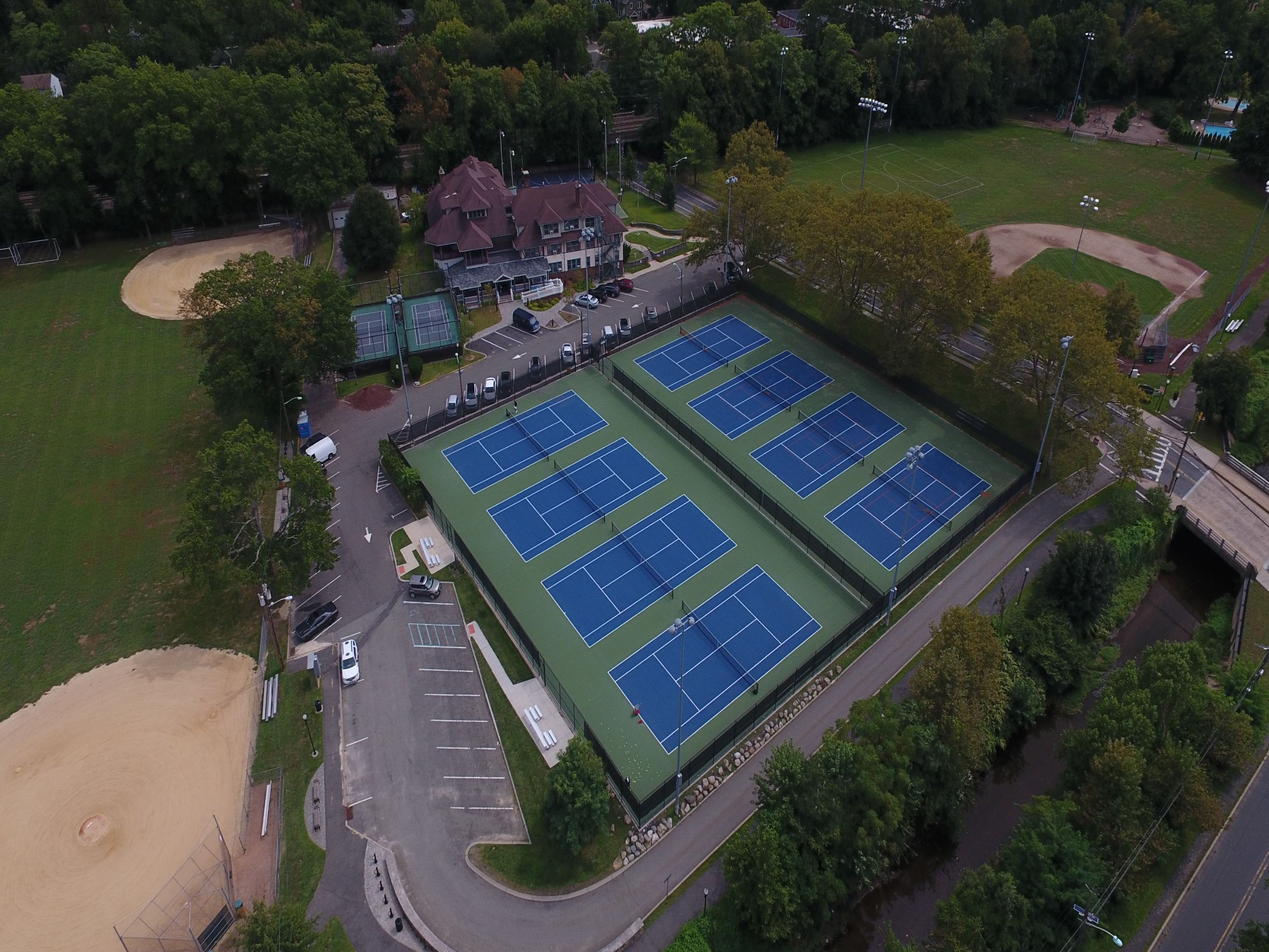 Kenny Graham Tennis Courts