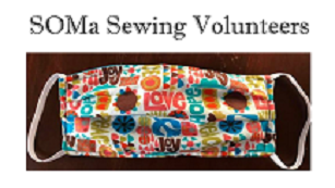 SOMa Sewing Volunteer Organization