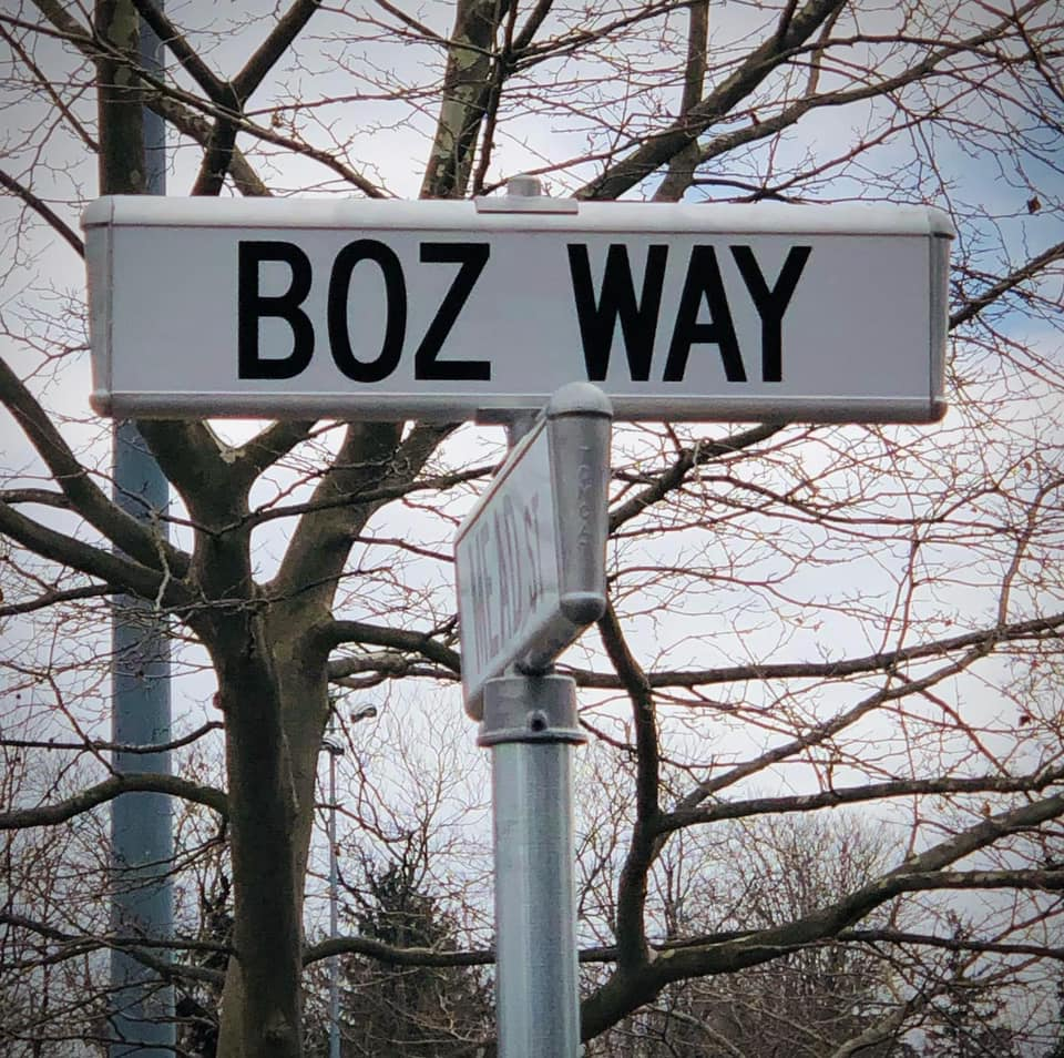 BozWay Sign