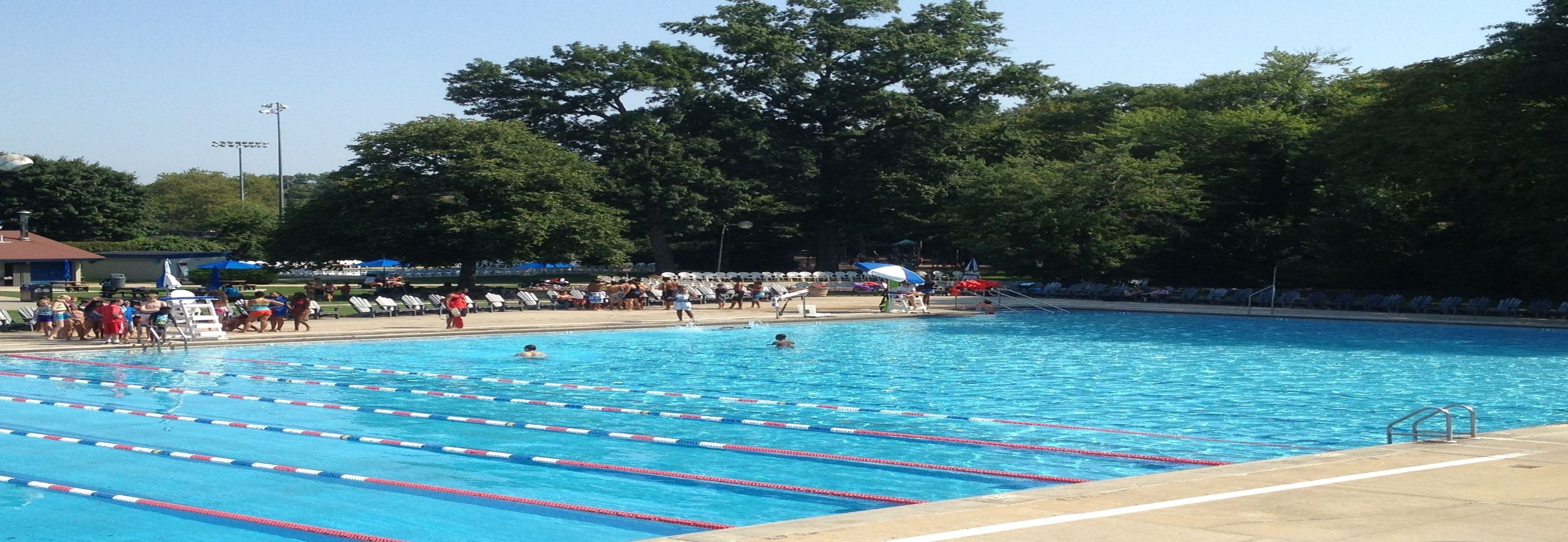 The Peter S. Connor Memorial Swimming Pool is a municipal facility administered through the South Orange Department of Recreation and Cultural Affairs.