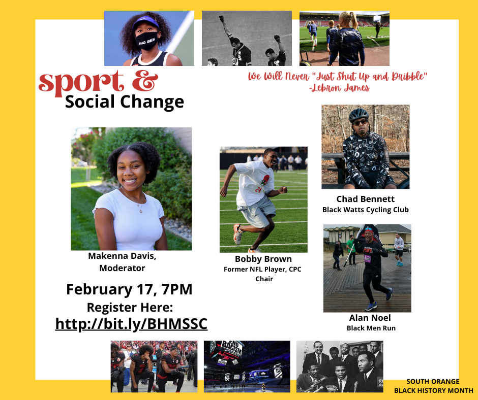 Facebook Post- Sport and Social Change