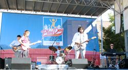 PlayDay 2015 Band